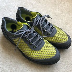 ECCO Cage EVO Cleated Golf Shoes Size 44 (Mens 10)